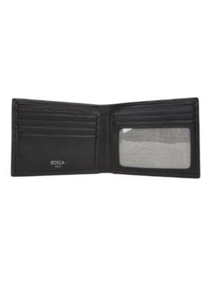 Nappa Vitello Executive ID Wallet by Bosca