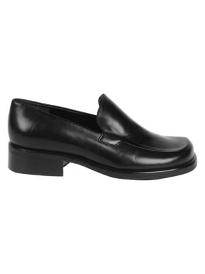 Bocca Leather Loafers by Franco Sarto