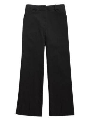 Bootcut FlatFront Pants