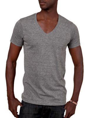 Boss V-Neck T-Shirt by ALTERNATIVE