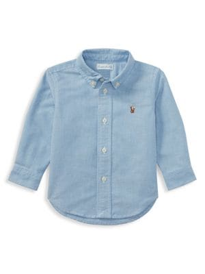 Toddlers  Little Boys Classic Oxford Shirt