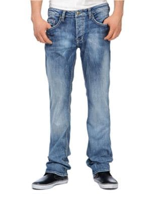 Six Stonewash Jeans by BUFFALO David Bitton