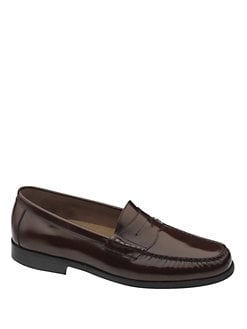 QUICKVIEW. Johnston & Murphy. Pannell Leather Penny Loafers