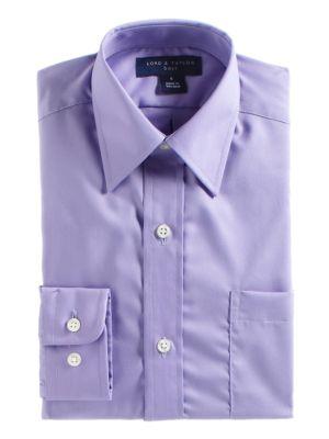 ButtonDown Cotton Dress Shirt