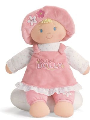 Plush My First Dolly