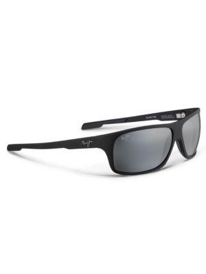 Island Time Shield Sunglasses by Maui Jim