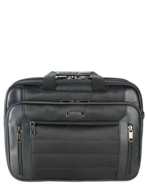 Keystone An Easy Decision Laptop Briefcase by Kenneth Cole REACTION