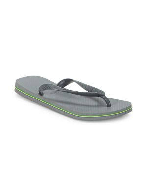 Brazil Accented Flip-Flops by Havaianas