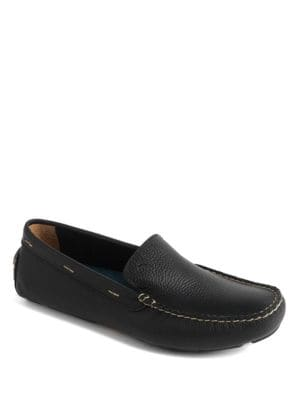 Pagota Leather Driving Moccasins by Tommy Bahama