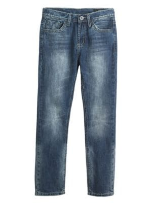 Ash Cotton Skinny Jeans