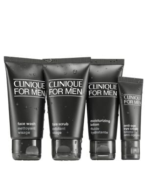 Clinique For Men Great Skin to Go Kit (Normal to Dry) 500018389098