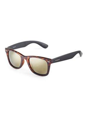 Crystal Wayfarer Polarized Sunglasses by Polaroid