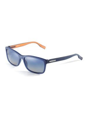 Plastic Wayfarer Sunglasses by HUGO BOSS