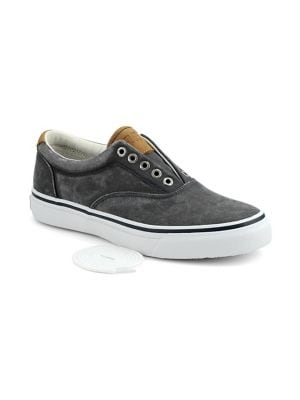 Striper CVO Salt Washed Canvas Sneakers by Sperry