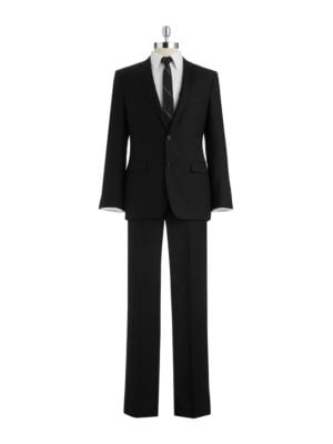 2-Piece Extra Slim Fit Suit by DKNY