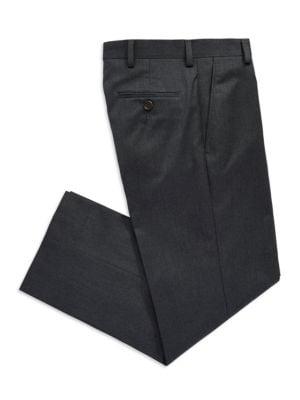 Flat Front Pants 500018633859