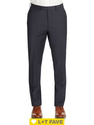 Extreme Slim Fit Suit Separate Pants by Calvin Klein