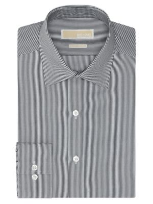 Slim Fit Pencil Stripe Dress Shirt by MICHAEL MICHAEL KORS