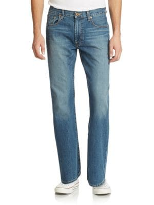 181 Relaxed Straight Dellwood Wash Jeans by Lucky Brand
