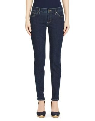 Petite Super Stretch Slimming Modern Skinny Jeans 500018781864