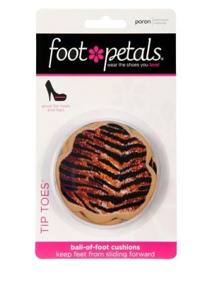Six-Pack Tip Toes Cushion Inserts by Footpetals