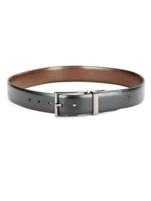 Boy's Leather Belt @...