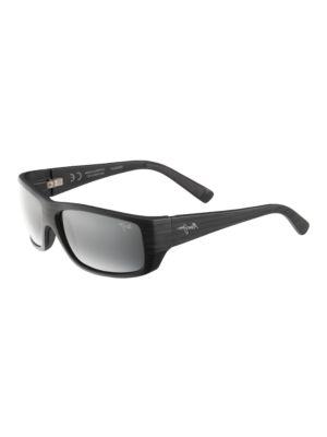 Wassup Poalrized Rectangular Sunglasses by Maui Jim