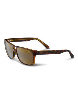 Waterways Polarized Wayfarer Sunglasses by Maui Jim