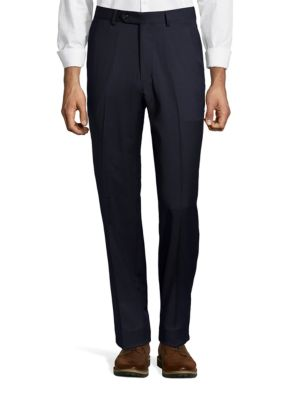 Phillip Flat Front Pants by Palm Beach