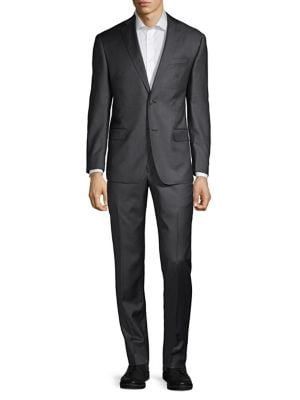 Two-Piece Wool Suit by Michael Kors