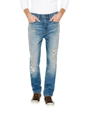 Toto 511 Distressed Jeans by Levi's