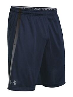 UA Tech Mesh Shorts STEEL. Product image