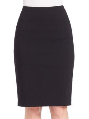 Timeless Pencil Skirt...