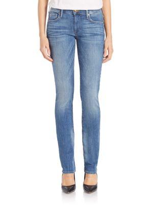 Cora Straight-Leg Jeans 500019694082