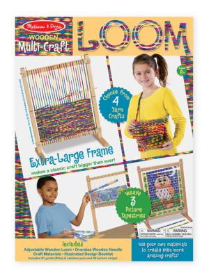 MultiCraft Weaving Loom Set