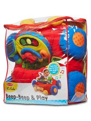 Beep-Beep and Play Plush Car 500019721406