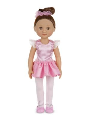 Victoria 14in Ballerina Doll