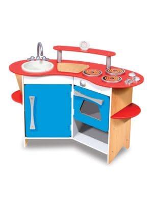 Cooks Corner Wooden Kitchen