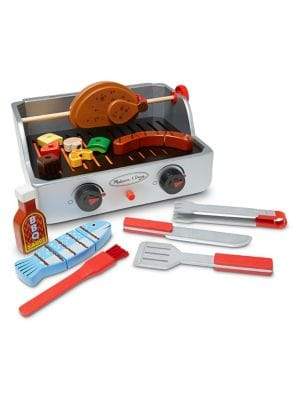 Rotisserie and Grill Barbecue Set 500019722008