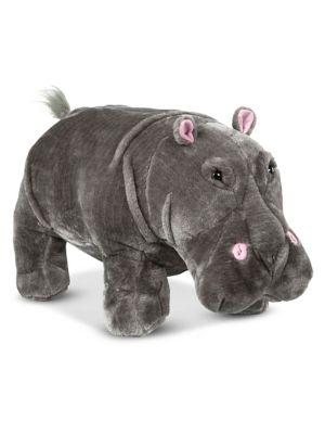Plush Hippopotamus