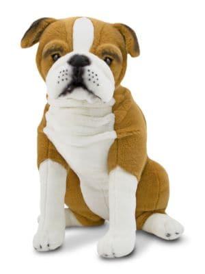 Plush English Bulldog 500019722446