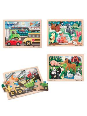 4-Pack Jigsaw Puzzle Bundle 500019722602