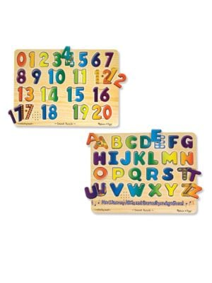 2-Pack Sound Puzzles 500019722628