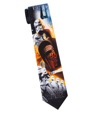Kylo and The First Order Tie by Star Wars
