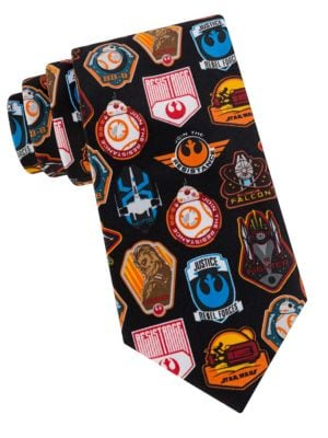 Resistance Patches Tie by Star Wars