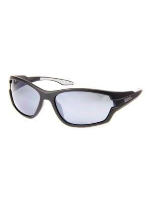 Rectangle Polarized Sunglasses by Timberland