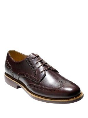 Great Jones Leather Oxfords...