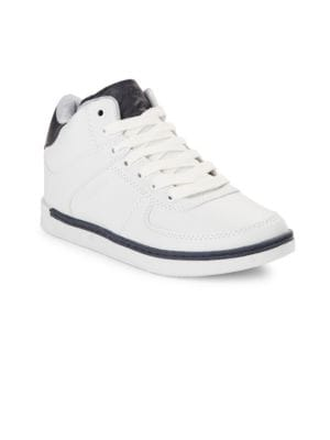 Boy's Lace-Up Sneakers...