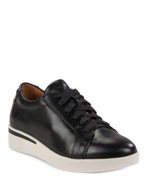 Haddie Leather Sneakers by Gentle Souls