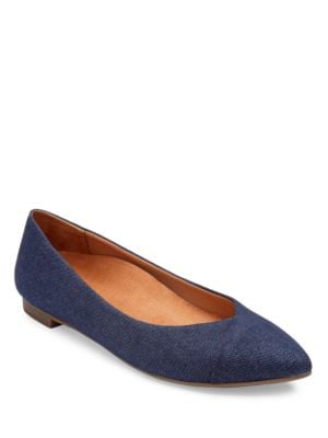 Caballo Denim Flats by Vionic